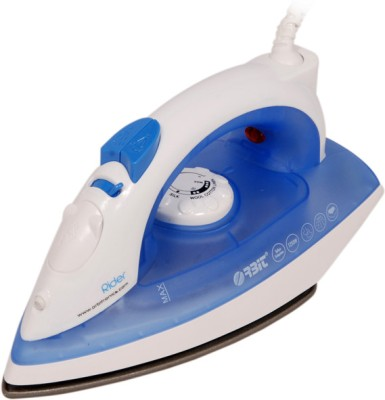 Orbit Bolt Steam Iron (White & Blue)