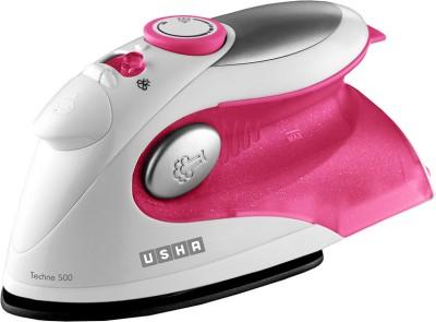 Usha technetraveliron Steam Iron (Pink)