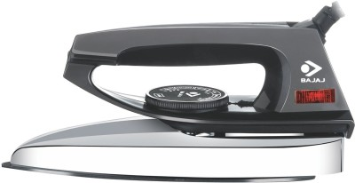 Bajaj New light weight Dry Iron (Black)