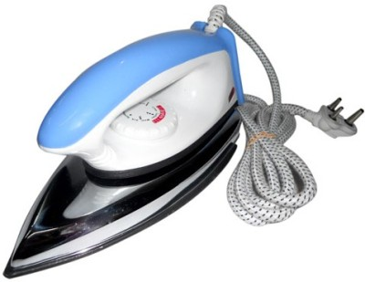Unitouch stylo Dry Iron (Assorted With White Base, Steel)