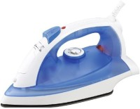 Gold Well Steam Spray Iron Steam Iron (Blue, White)