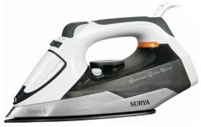 SURYA ROSHNI LIMITED steam-x 1600w Steam Iron (Green)