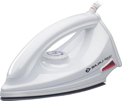 Bajaj DX6 Dry Iron (White)