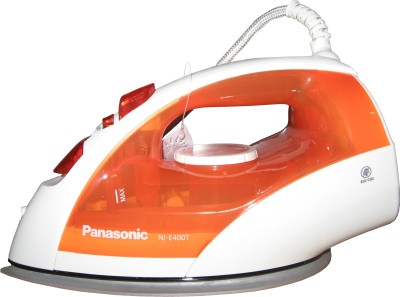 Panasonic NI-E400T Steam Iron (Orange)