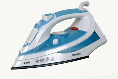 Crompton Acgsi-Presto Steam Iron (White-Blue)