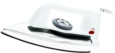 Bajaj Majesty DX 4 Dry Iron (White)