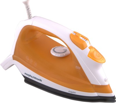 MORPHY RICHARDS DOLHIN STEAM IRON Steam Iron (ORANGE)