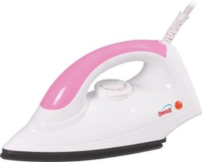 Omega Omega Dry Iron ISI 750W Cool Touch Dry Iron (White)