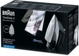 Braun-TS-545-Steam-Iron