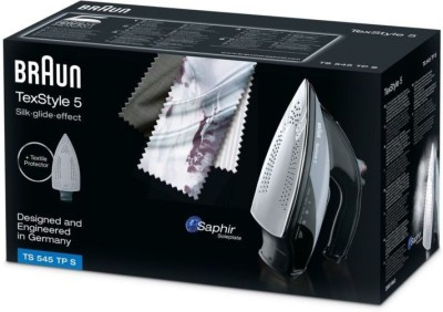 Braun TS 545 Steam Iron (black)