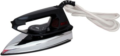 Speed Waves Regular Dry Iron (Black)