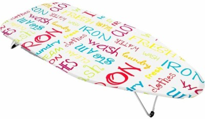 Bonita Mini Table Top Printed Words Ironing Board available at Flipkart for Rs.750