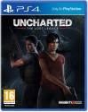 Uncharted: The Lost Legacy: Physical Game