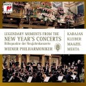 Legendary Moments of the New Year's Concert / Various (With DVD, 4PC) Import Audio CD Standard Edition: Music