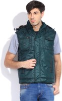 Fort Collins Sleeveless Solid Men's Jacket - JCKDZ4GXM9FTT3EG