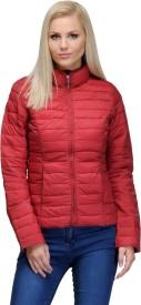 Curvy Q Full Sleeve Solid Women's Jacket