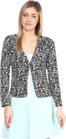 Athena Full Sleeve Printed Women's Jacket