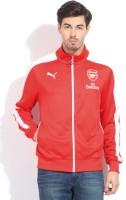 Puma Full Sleeve Solid Men's Jacket - JCKDZCH2ZDEFH8TJ