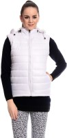 Tab 91 Sleeveless Solid Women's Quilted Jacket - JCKE2823NFVSZUWM