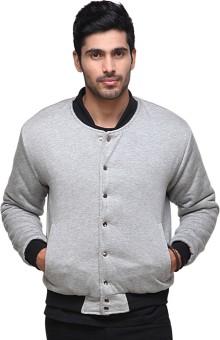 Yepme Men Full Sleeve Solid Men's Quilted Jacket
