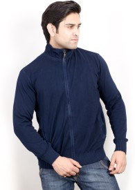 Pique Republic Full Sleeve Solid Men's Jacket
