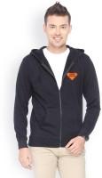 Campus Sutra Full Sleeve Solid Men's Fleece Jacket - JCKDZVDXDH5MH2CZ