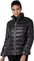 Martini Full Sleeve Solid Women's Quilted Jacket - JCKE2RYQWFTXGFZU