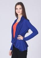 Latin Quarters Full Sleeve Solid Women's Jacket