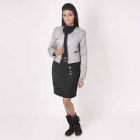 MARTINI Full Sleeve Solid Jacket