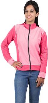 Softwear Full Sleeve Solid Reversible Women's Reversible Jacket