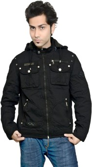Asst JKT8810 Full Sleeve Self Design Men's Cotton Jacket