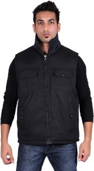 Stepp Up Jackets Sleeveless Solid Reversible Men's Reversible Jacket