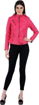 Madame Royale Full Sleeve Self Design Women's Jacket - JCKECE86FJGERGYG