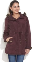 Gipsy Full Sleeve Solid Women's Regular Jacket