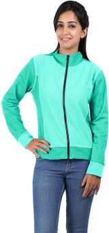 Softwear Full Sleeve Solid Reversible Women's Reversible Jacket