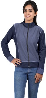Softwear Full Sleeve Solid Women's Jacket - JCKE2Y6EUFSFT37M