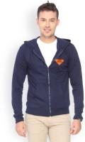 Campus Sutra Full Sleeve Solid Men's Fleece Jacket - JCKDZVDX6MF4VG8F