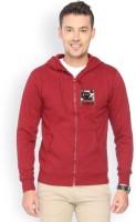 Campus Sutra Full Sleeve Solid Men's Fleece Jacket - JCKDZVDXXGUEKM4W