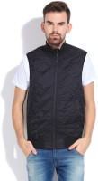 French Connection Sleeveless Solid Men's Jacket