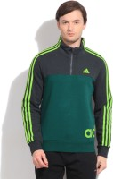 Adidas Full Sleeve Solid Men's Jacket