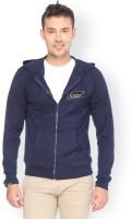 Campus Sutra Full Sleeve Solid Men's Fleece Jacket - JCKDZVDXNSYJZEVJ