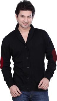LanosUC Winter Wear Full Sleeve Solid Men's Casual Wear Jacket