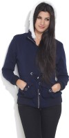 Deal Jeans Full Sleeve Solid Women's Simple Jacket
