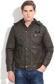 Duke Full Sleeve Solid Men's Jacket
