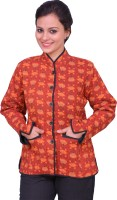 ChhipaPrints Full Sleeve Printed Reversible Women's Quilted Reversible Jacket - JCKEFNPJVFYEBZQR