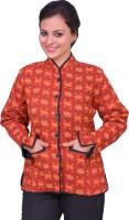 ChhipaPrints Full Sleeve Printed Reversible Women's Quilted Reversible Jacket - JCKEFNPJVFYEBZQR