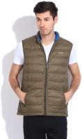 U.S.Polo.Assn Sleeveless Solid Men's Jacket - JCKEFWQ4G5SGYPTK