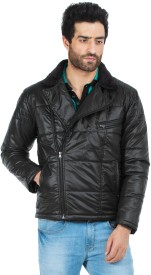 Zovi Full Sleeve Solid Men's Jacket