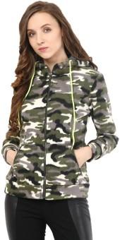 The Vanca Full Sleeve Printed Women's Jacket