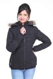 Trufit Full Sleeve Solid Women's Bomber Jacket
